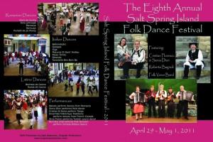 2011 Salt Spring DVD Cover