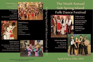 2012 Salt Spring DVD Cover